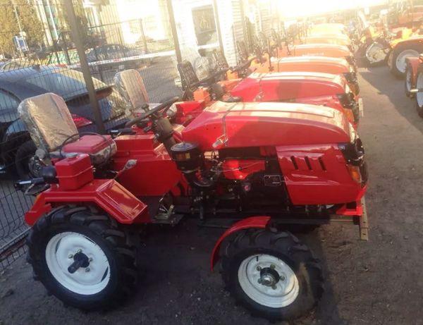 Мототрактор Булат т-160 фреза+плуг+зіп. Мінітрактор трактор Бориспіль