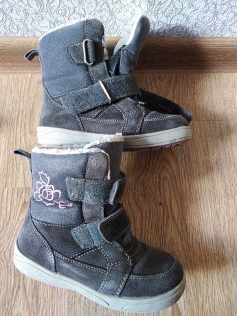 Зимние ботинки geox 28 р