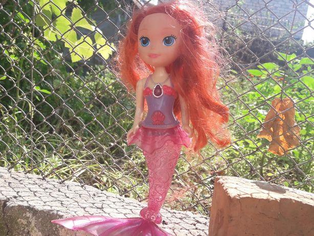 Продам куклу русалка.