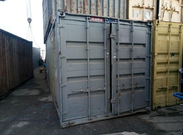 недорого б/у контейнера 5т и 20ф