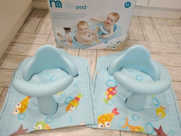 Коврик и стульчики для купания двойни mothercare