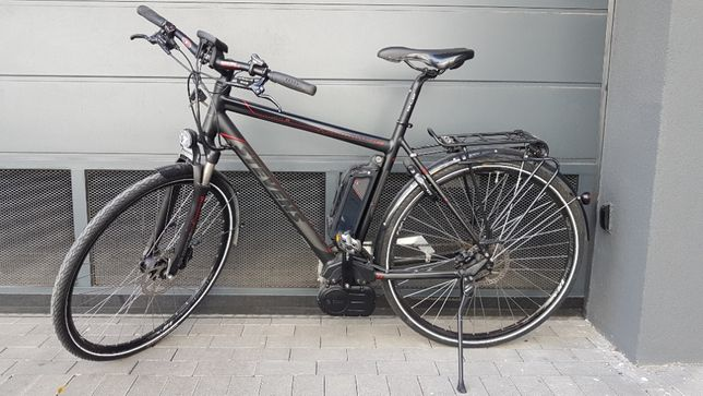 STEVENS E-Bike BOSCH Lavena Hybrid ! okazja !