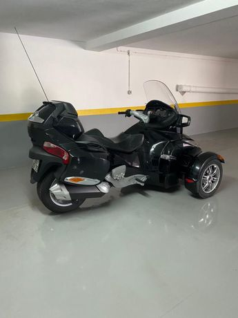 CAN AM SPYDER RT LIMITED - 2010