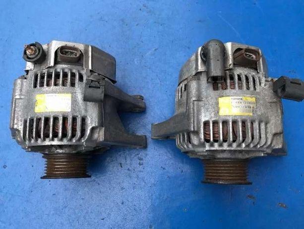 генератор 2706022030 Toyota Corolla Verso Celica 1.6, 1.8 VVT-i Корола