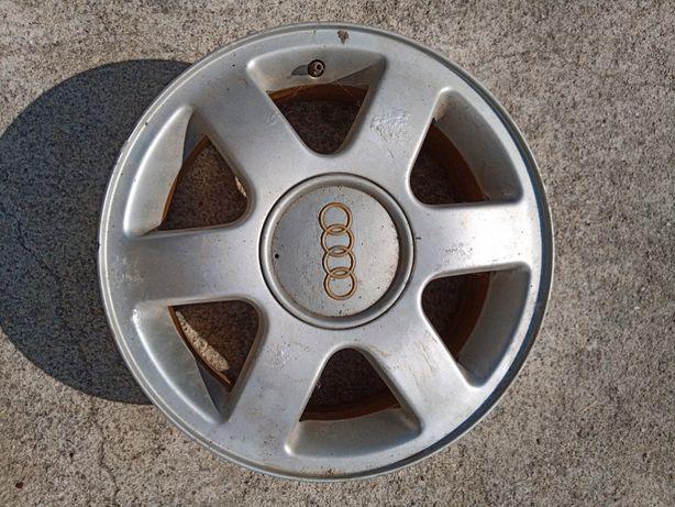 4 Jantes de 15 Originais Audi