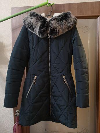 Куртка зимова жіноча, розмір 46
