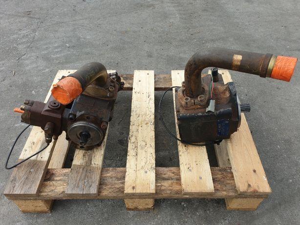 ładowarka hitachi lx 290 pompy hydrauliczne rozdzielacz komplet