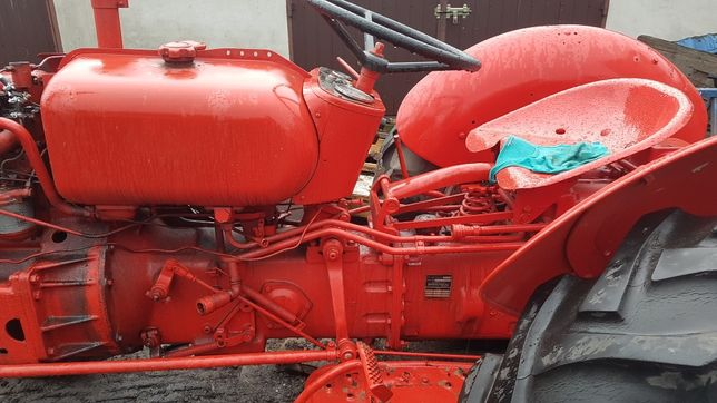 Ciągnik volvo ferguson silnik 3p lub zamiana