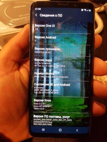 Продам SAMSUNG S9+ DUOS как новый.