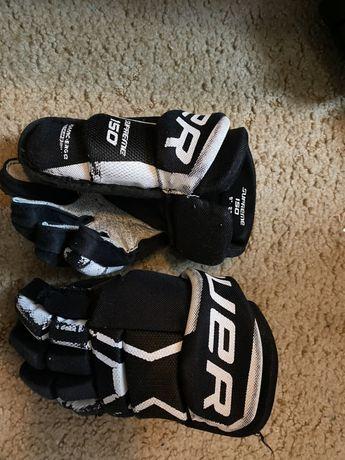 Хоккейные краги Bauer Supreme 150