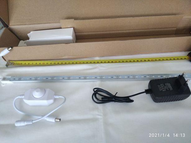 Лампа для аквариума, фитолампа для растений водонепроницаемая