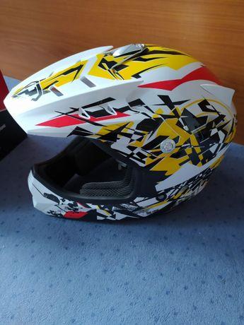 kask quad,motocykl, YOHE, r. XL