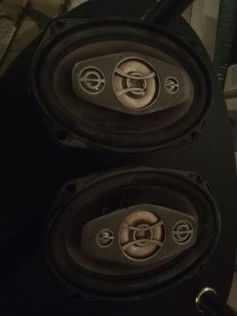 Sprzedam głośniki samochodowe
