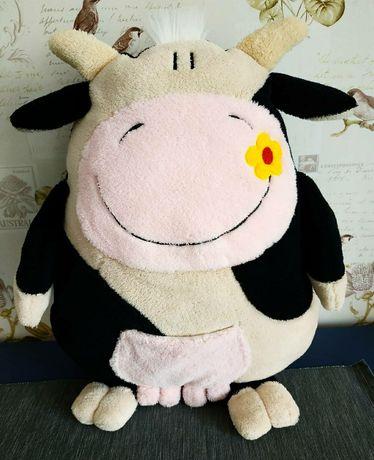 Подушка Игрушка Мягкая игрушка Корова Fancy