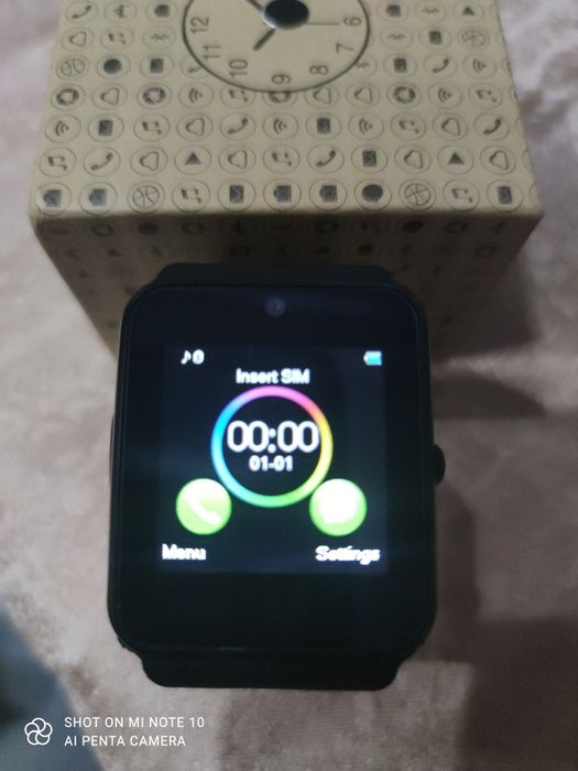 Smart Watch Phone Nowa Sól - image 1