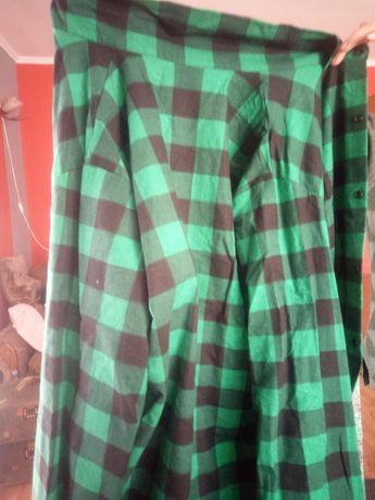 Koszula flanelowa 4xl