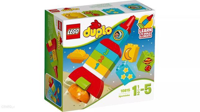 Lego duplo moja pierwsza rakieta