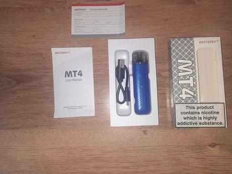 Sprzedam pudełko po e papierosie MT 4 artery