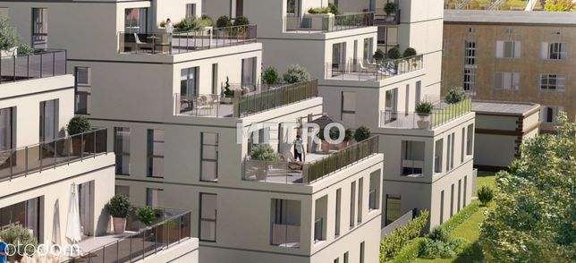 Apartament z tarasem 40m2 w samym centrum