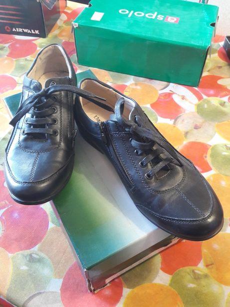 Туфли на мальчика р.39