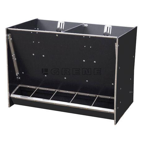 WARCHLAKOWY automat paszowy 5-stanowiskowy/2 stronny na sucho