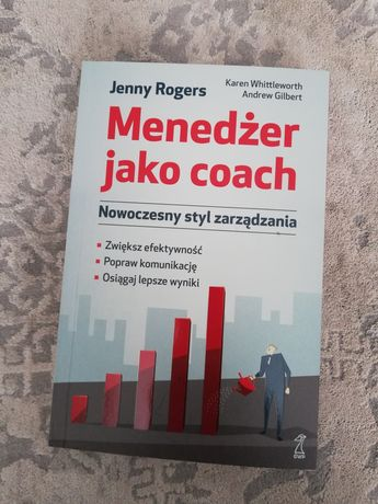 Menedżer jako coach Jenny Rogers