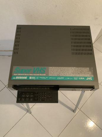 Video JVC - HR-S5500E