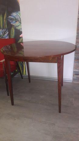 Stół prl okrągły