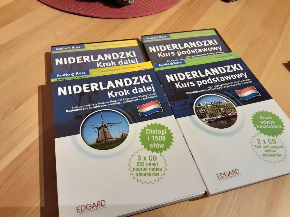 Kurs języka niderlandzkiego holenderskiego 4 w 1 a1-b1 Edgard Bytów - image 1