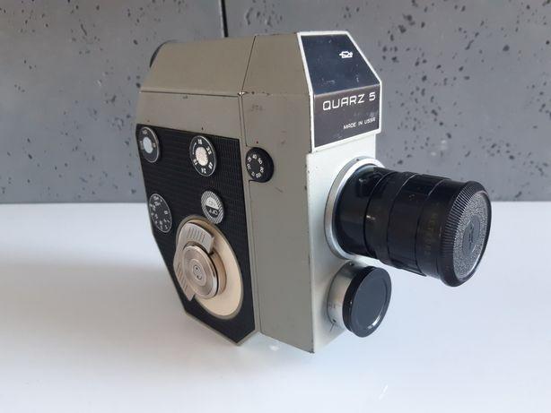 Kolekcjonerska kamera 8mm QUARZ 5