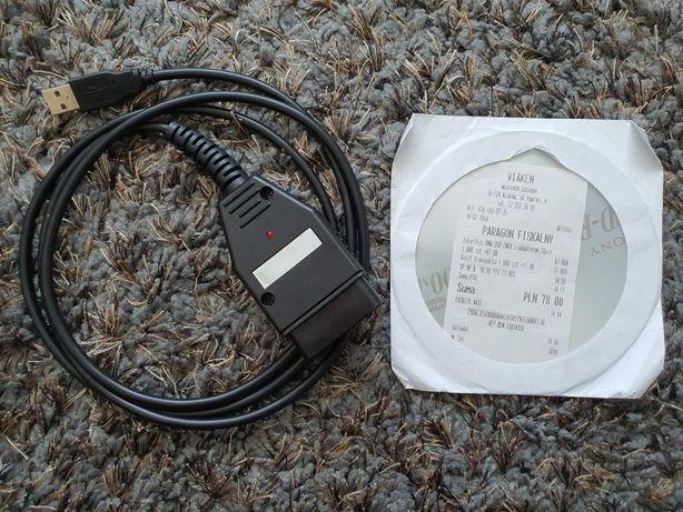 Interfejs kabel Viaken BMW e36 e46 e39 e90 e60 Inpa Ista Dis