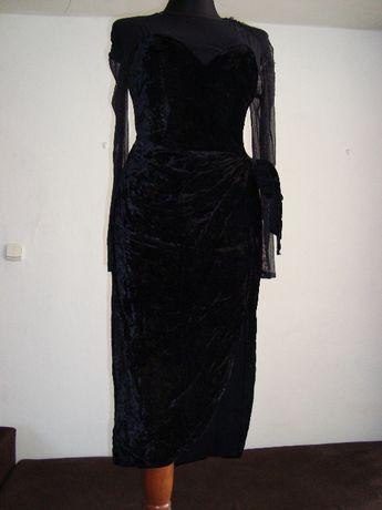 sukienki wieczorowe vintage S M