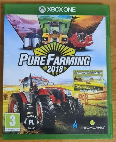 Gra Pure Farming 2018 xbox one