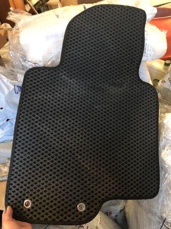 Коврики на Kia Optima EVA коврик водителя и перемычка задняя