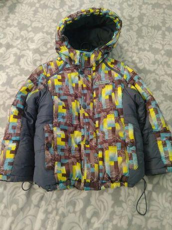 Зимняя куртка Donillo 5-6-7 лет