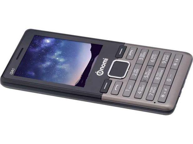 Телефон Nomi i241 + Metal Dark-Grey