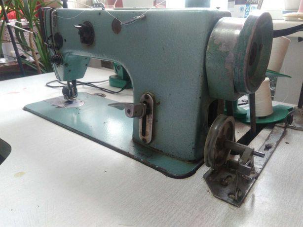 Промислова трифазна швейна машинка