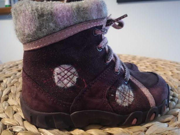 Buty dziecięce trzewiki ELEPHANTEN, rozmiar 23