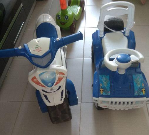 Транспорт для малыша