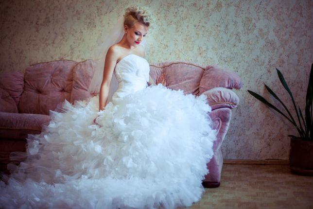 Свадебное платье Two by Rosa Clara оригинал