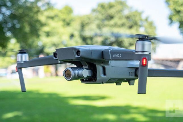 Drone Dji Mavic 2 Zoom + 1 Bateria Extra