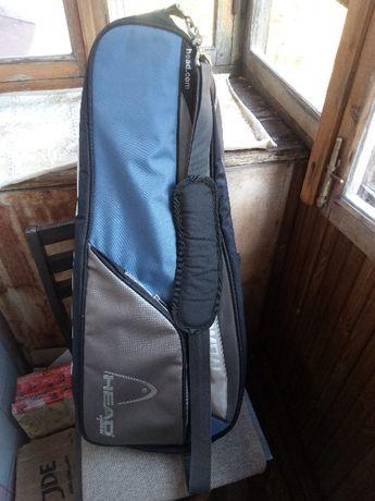 большая сумка Head Liquidmetal для ракеток большого тенниса