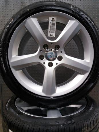 Felgi aluminiowe 17 cali Mercedes Audi Volkswagen Seat 5 x112 Lato