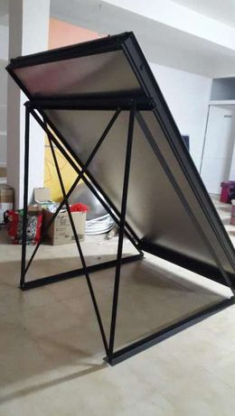 Estrutura para Painel Solar Schuco