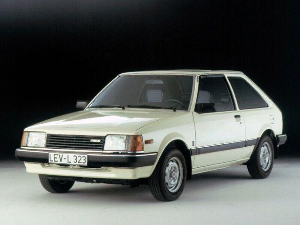 Mazda 323 II BD 80-85 wszystkie czesci