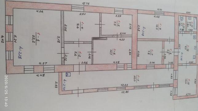 Продам дом 100м  два входа -26500 у.е