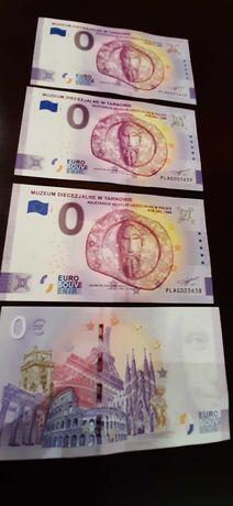 Banknot 0 euro Tarnów