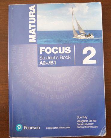 Matura FOCUS 2 Student'Book A2+/B1