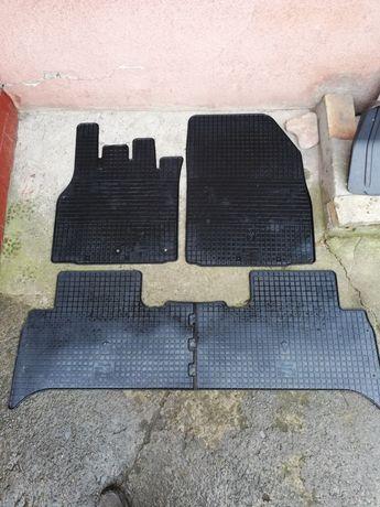 Резинові коврики до Renault Scenic II-III