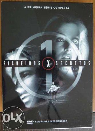 Série Ficheiros Secretos - Temporada 1